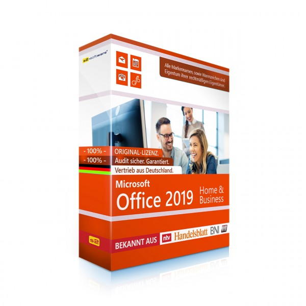 MS Office 2019 Home & Business